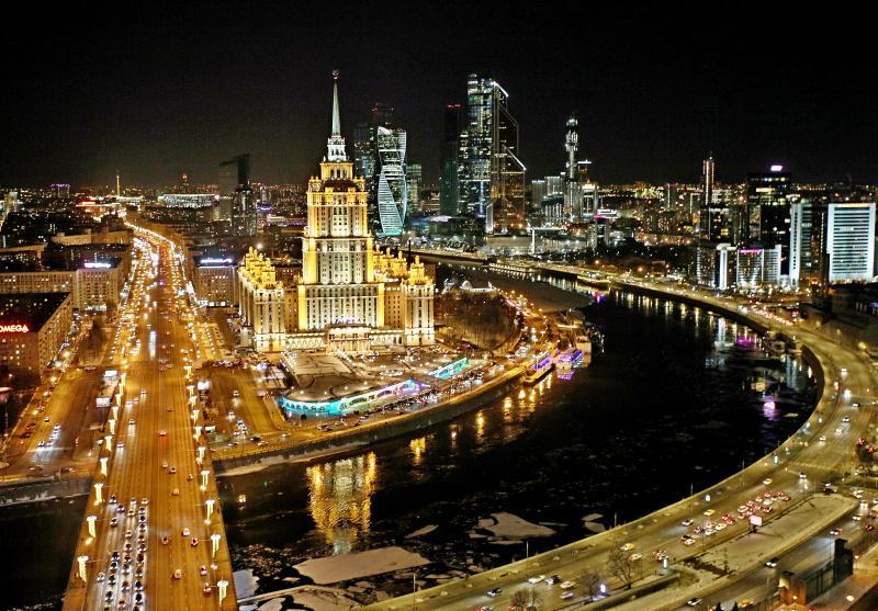 Москвичи смогут наблюдать удивительное явление природы. Фото: Антон Гердо