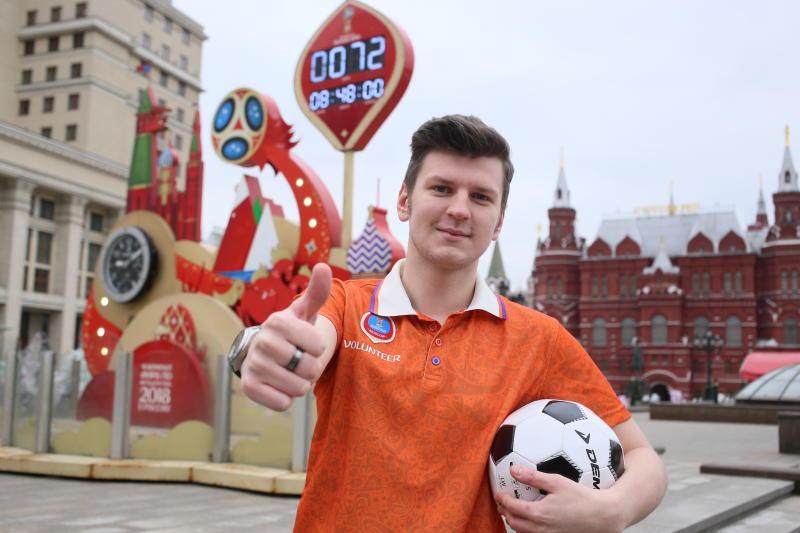 Арт-объекты «Почта болельщиков» появятся в Москве к Чемпионату мира по футболу