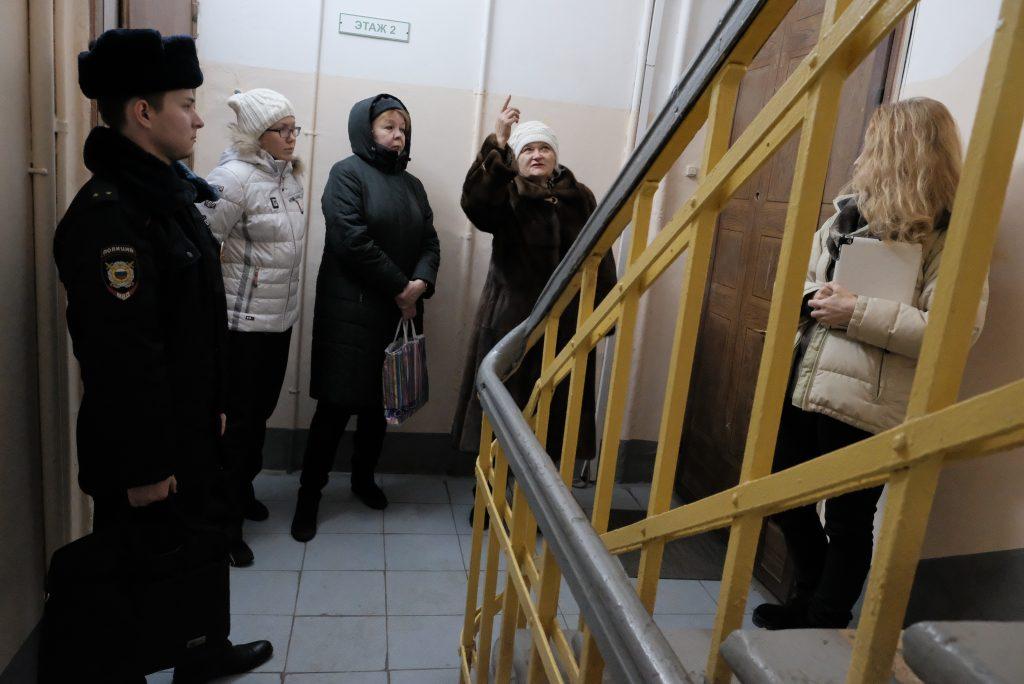 Сотрудники полиции на юге Москвы выявили нарушения миграционного законодательства