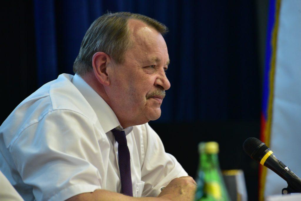 Перспективы развития: префект Южного округа Алексей Челышев провел встречу с москвичами