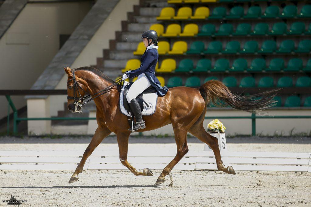 Всегда на коне: в «Битце» определили лучшего всадника Москвы