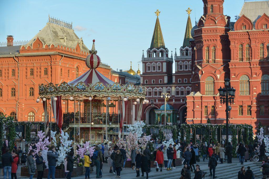 Первые майские праздники порадуют москвичей фестивальной программой