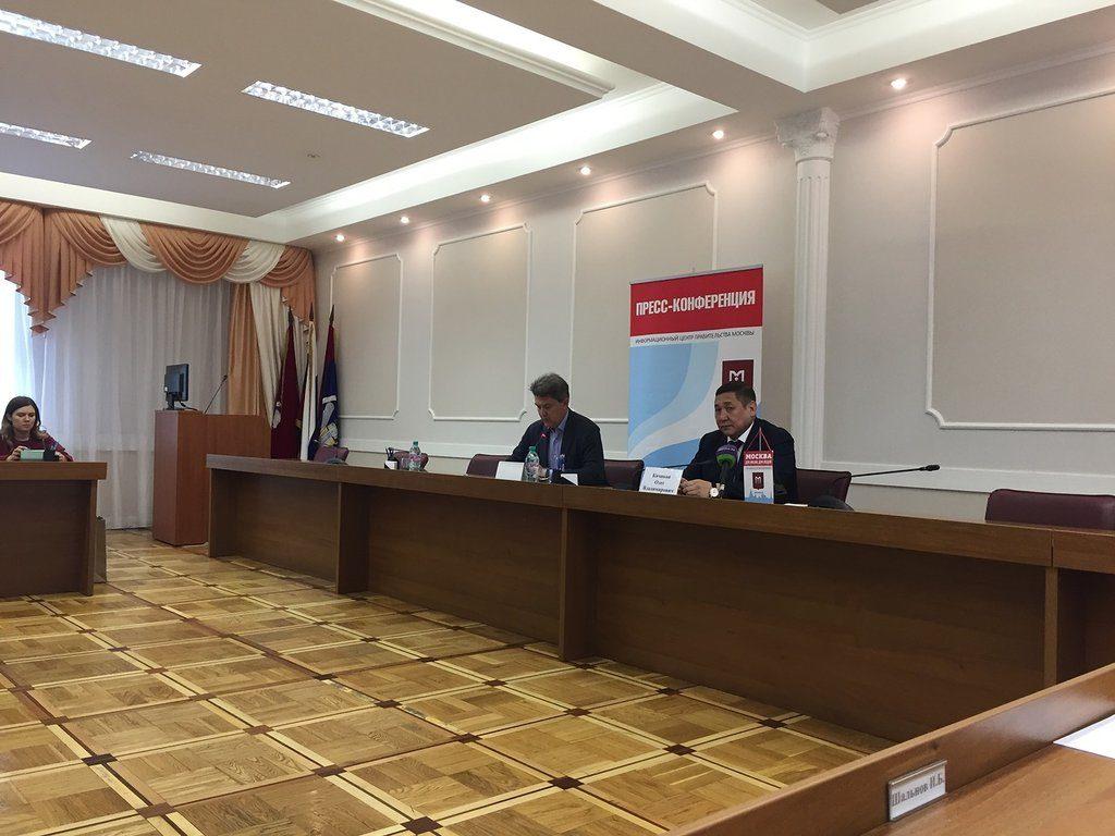 Как контролировать предпринимательскую деятельность, обсудили в Москве