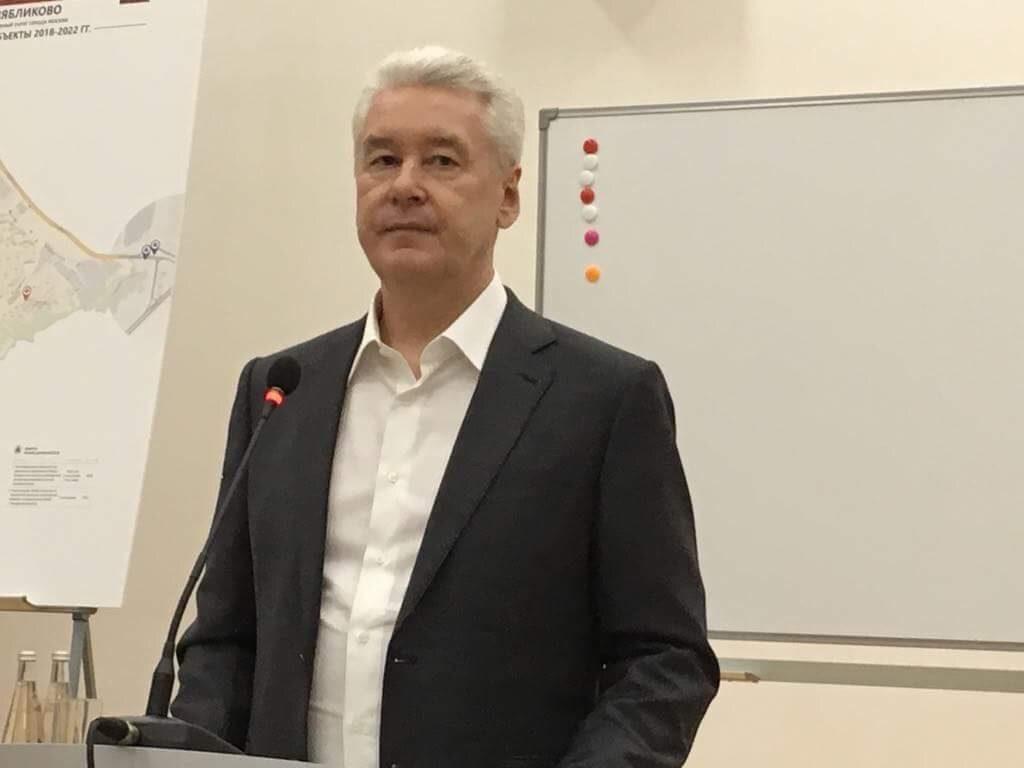 Сергей Собянин обсудил с горожанами развитие района Зябликово