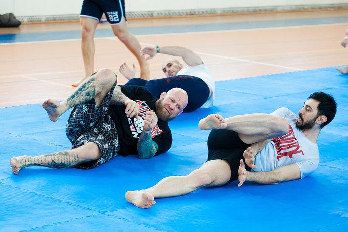 Мастер-класс от ведущих спортсменов мира посетят москвичи в школе олимпийского резерва №44. Фото: Иван Деденев