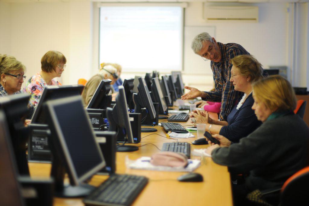 Соревнования по компьютерному многоборью состоялись 24 мая в столице