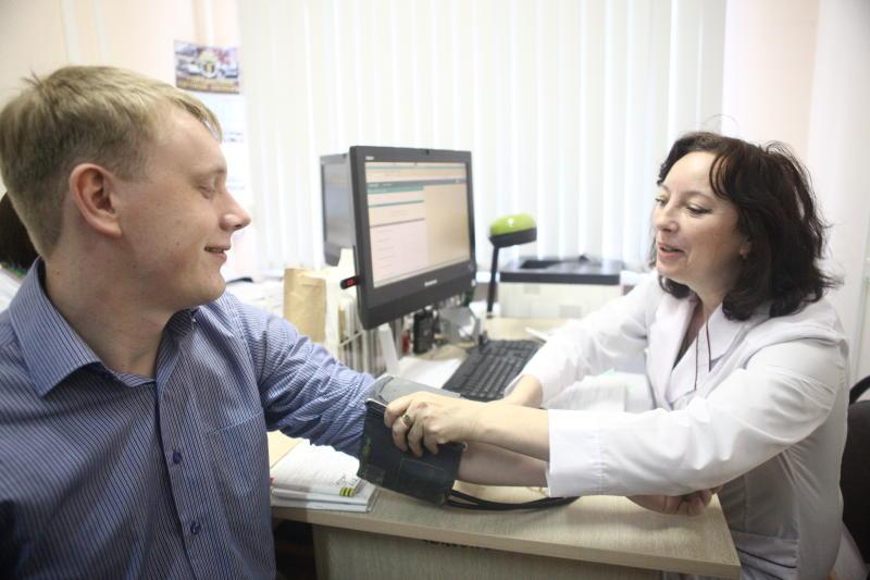 Около семи миллионов москвичей получили электронную медицинскую карту. Фото: Павел Волков, «Вечерняя Москва»