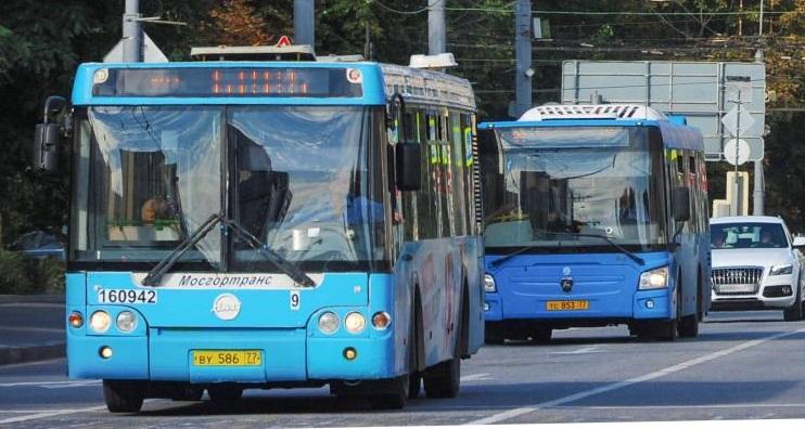 Интервал движения ряда автобусов в Зябликове уменьшат