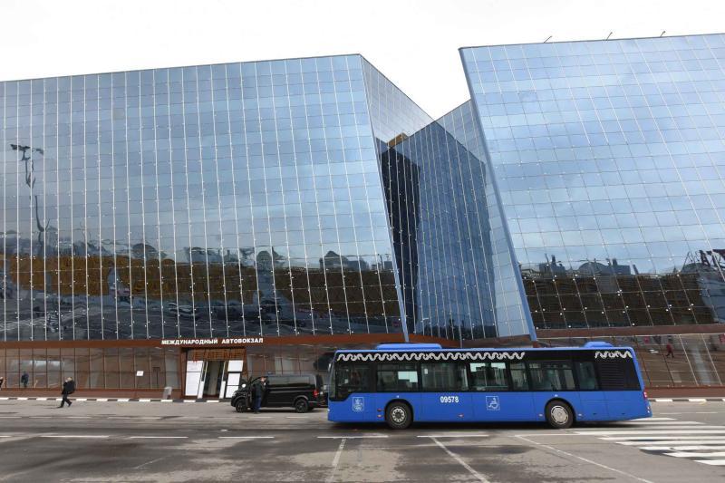 Автобусы довезут москвичей до Ростова-на-Дону от вокзала «Южные Ворота»