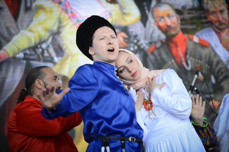 Музыкально-танцевальный концерт ко Дню Победы дадут в Орехове-Борисове Южном