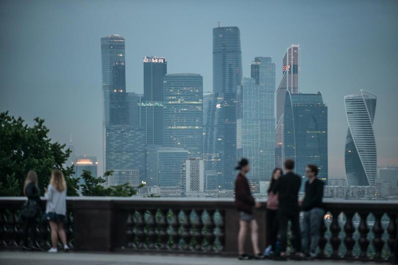 Москва вошла в пятерку самых привлекательных для инвесторов городов Европы