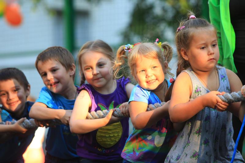 Семейный праздник организуют на юге столицы