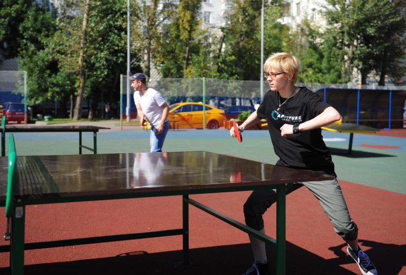 Детские и спортивные площадки обустроят в пяти дворах Нагорного района