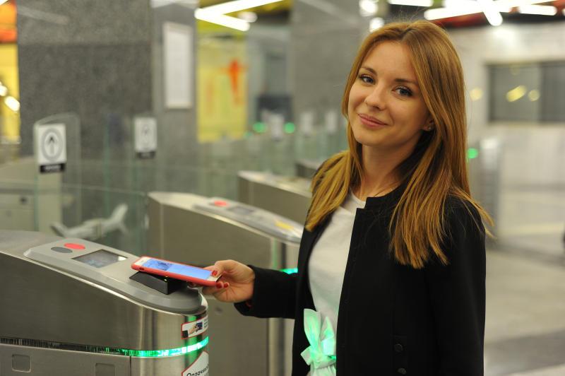 Новые турникеты установили на станциях метро «Коломенская» и «Каширская»