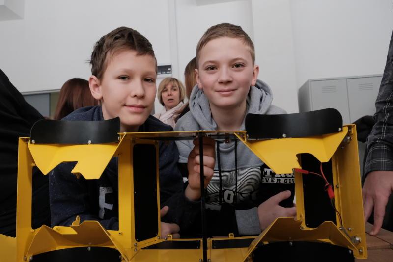 Школа №508 присоединилась к проекту «Московская смена»