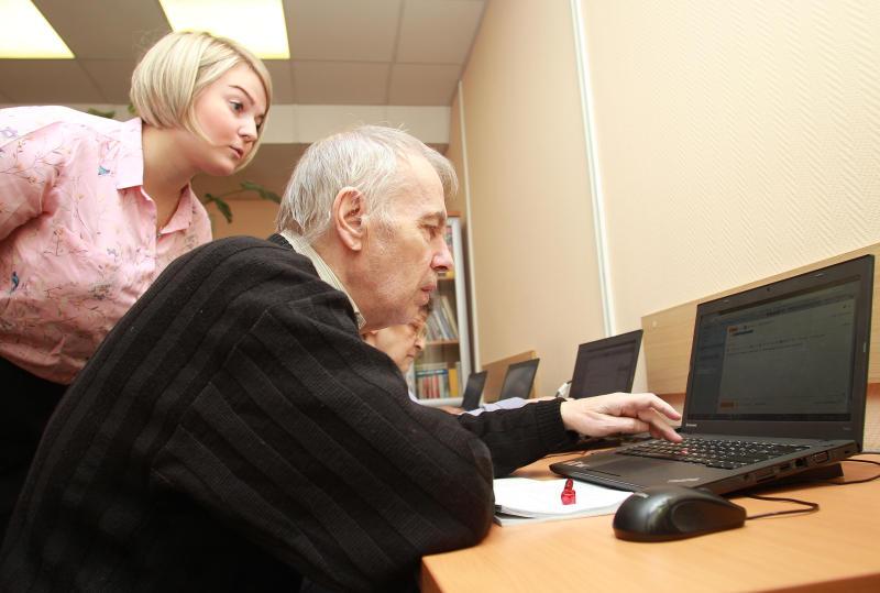 Курсы английского языка для пенсионеров открыли в КЦ «Братеево». Фото: Наталия Нечаева, «Вечерняя Москва»