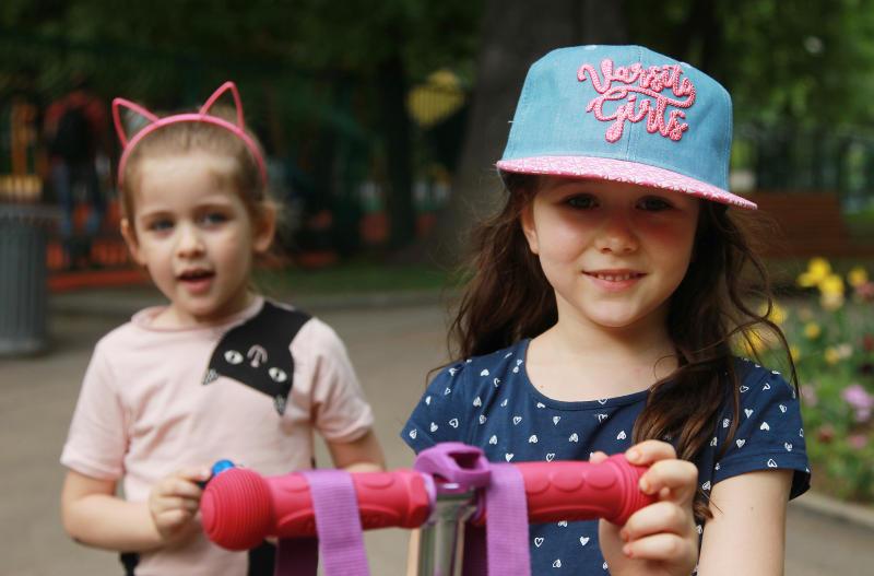 Международный день защиты детей отметят в парке «Садовники»