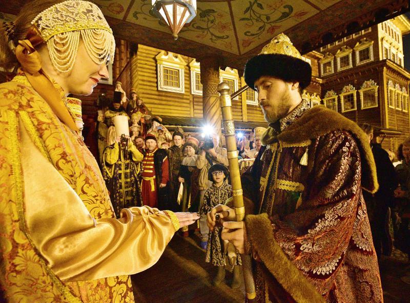 Самыми популярными площадками «Ночи в музее» стали «Царицыно» и «Коломенское»