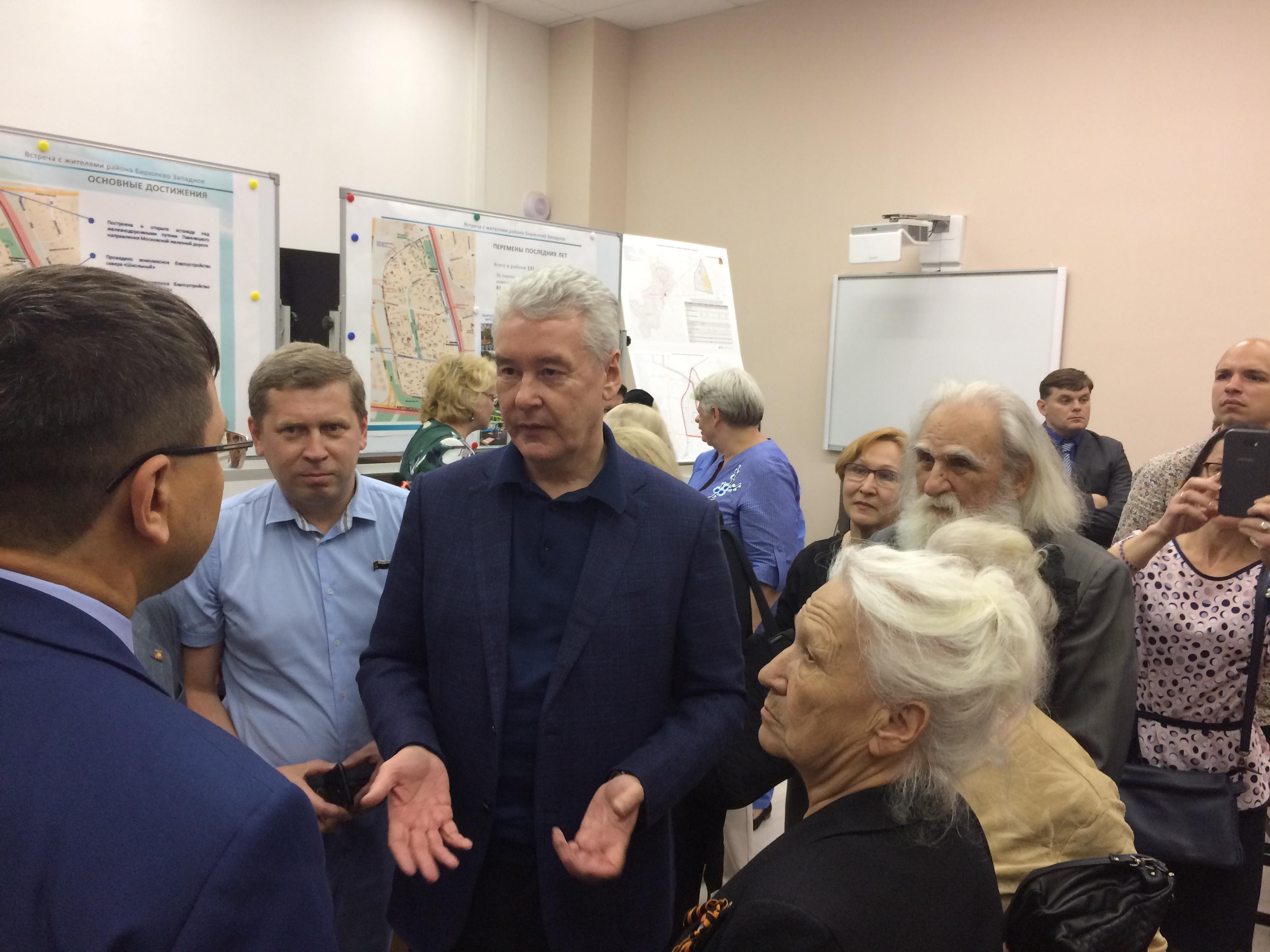 Жители Бирюлево Западное проголосуют за установку шумозащитных экранов на Востряковском проезде