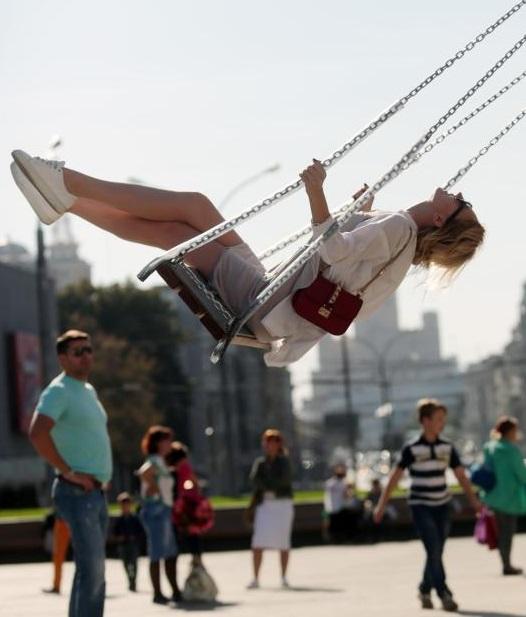 Солнечно и тепло: в субботу москвичей ждет хорошая погода
