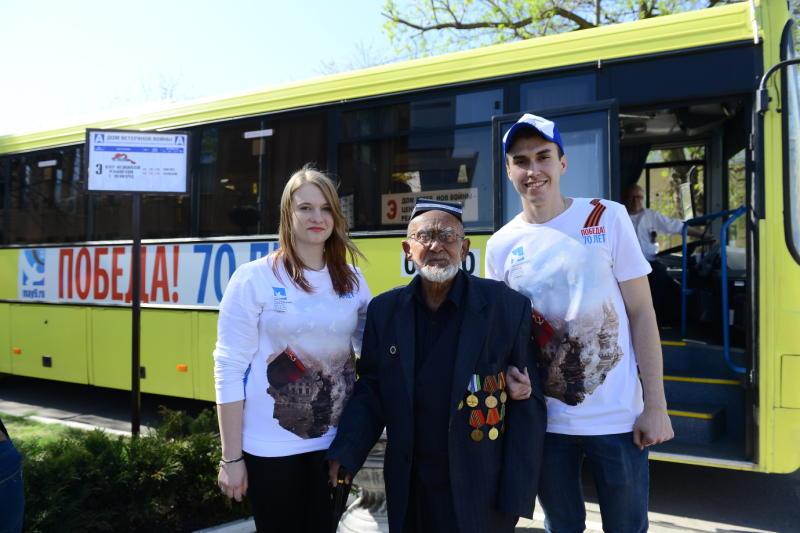 Объединенные одним делом: волонтеры столицы проведут ряд акций ко Дню Победы