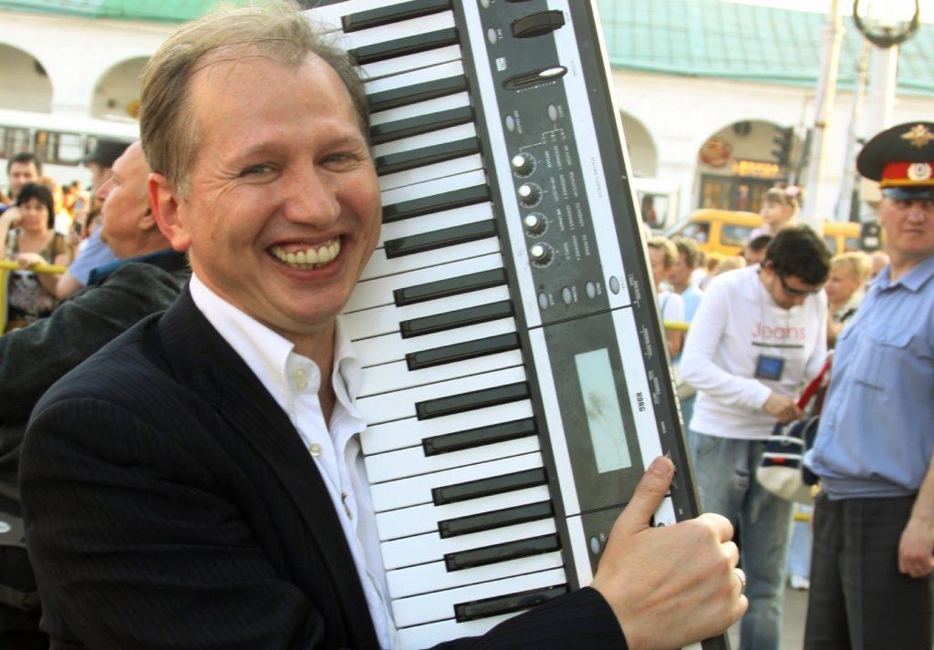 Андрей Анкудинов: КГБ забрал меня прямо со спектакля