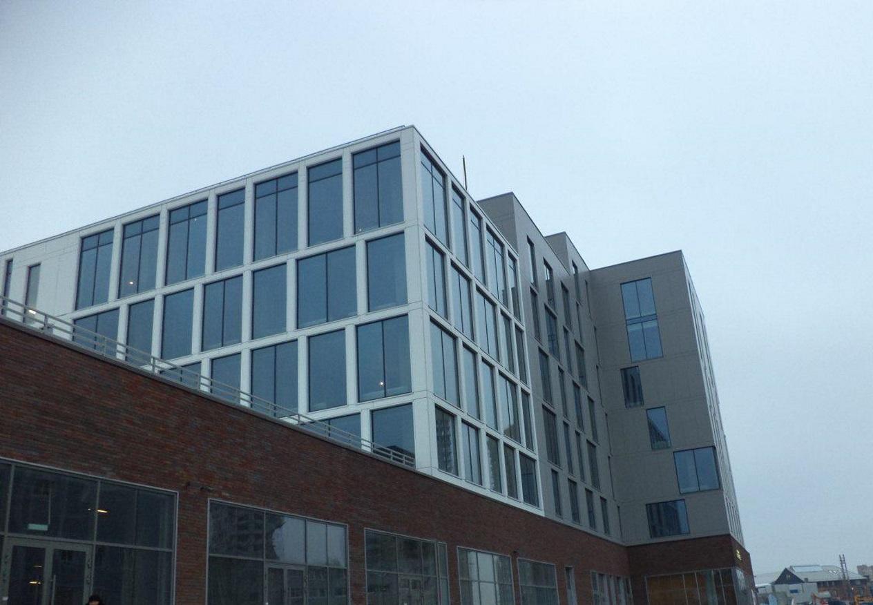 Гостинично-деловой комплекс округа вошел в число конкурсантов «Лучшего строительного объекта года»