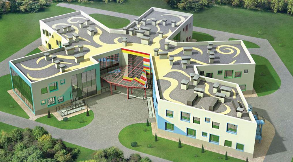 Проект детского сада. Фото: stroi.mos.ru