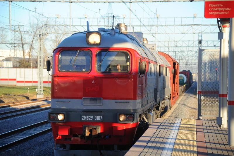 Движение поездов на Казанском направлении МЖД восстановлено