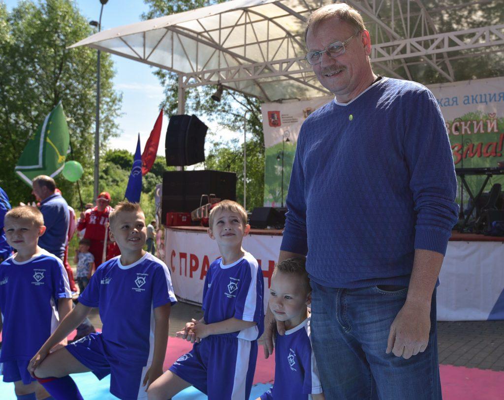 Алексей Прудников: Наша надежда — команда Чертанова