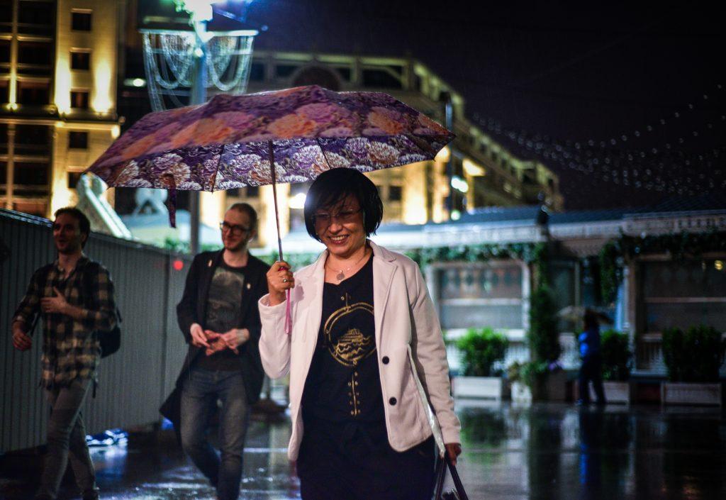 Москвичам рассказали о дождях в начале июля