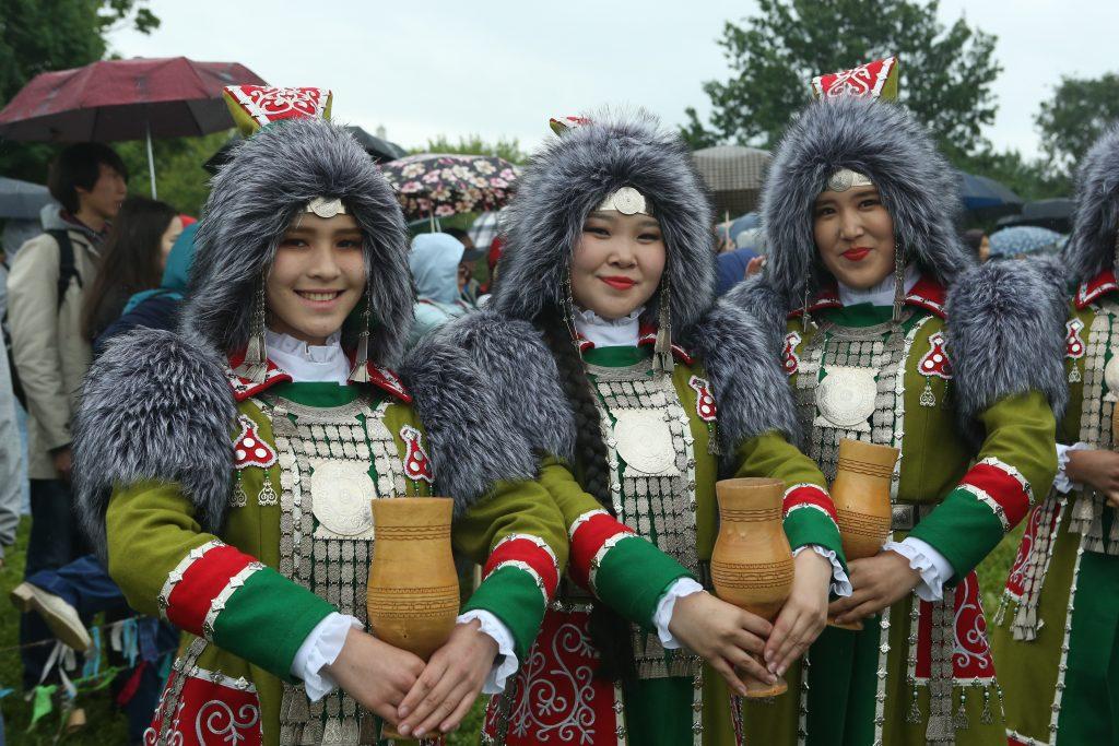 Якутский праздник