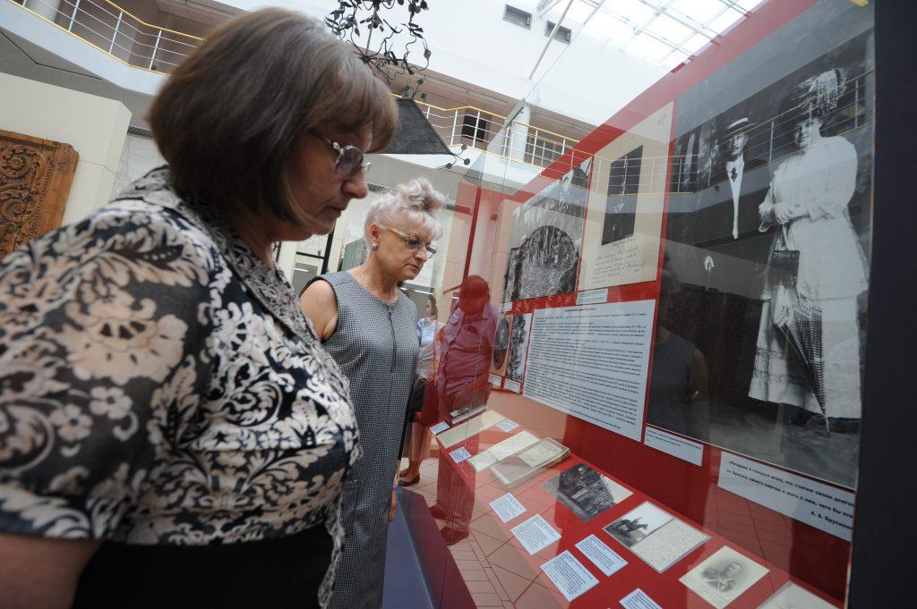 Экспонаты Первой мировой