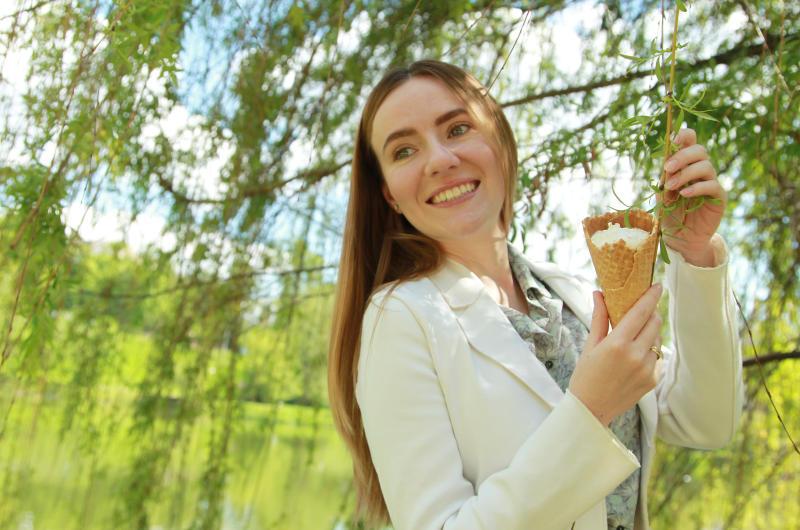 Пломбир оказался самым популярным мороженым у туристов в Москве