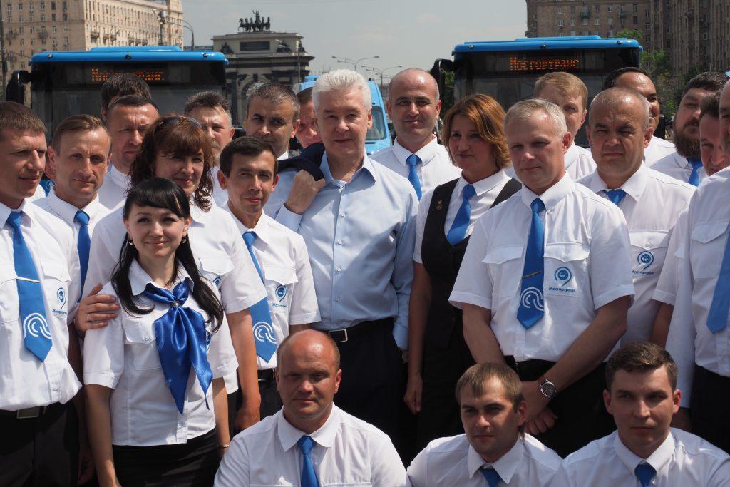 Мэр Москвы поручил Департаменту транспорта убрать автобусные турникеты