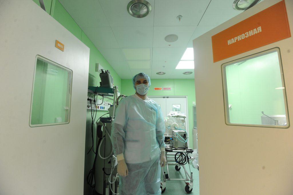 Новость о вспышке пневмонии в московской больнице оказалась ложной