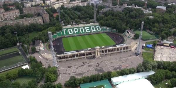 Стадион имени Стрельцова после реконструкции сможет вместить 15 тысяч зрителей
