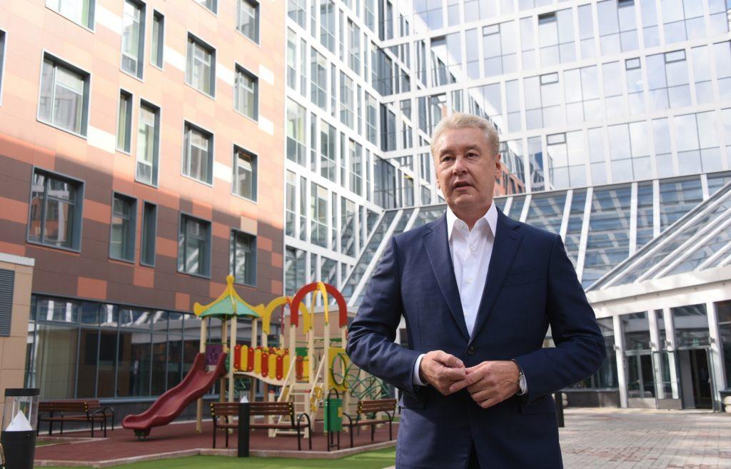 Сергей Собянин анонсировал модернизацию всех больниц Москвы
