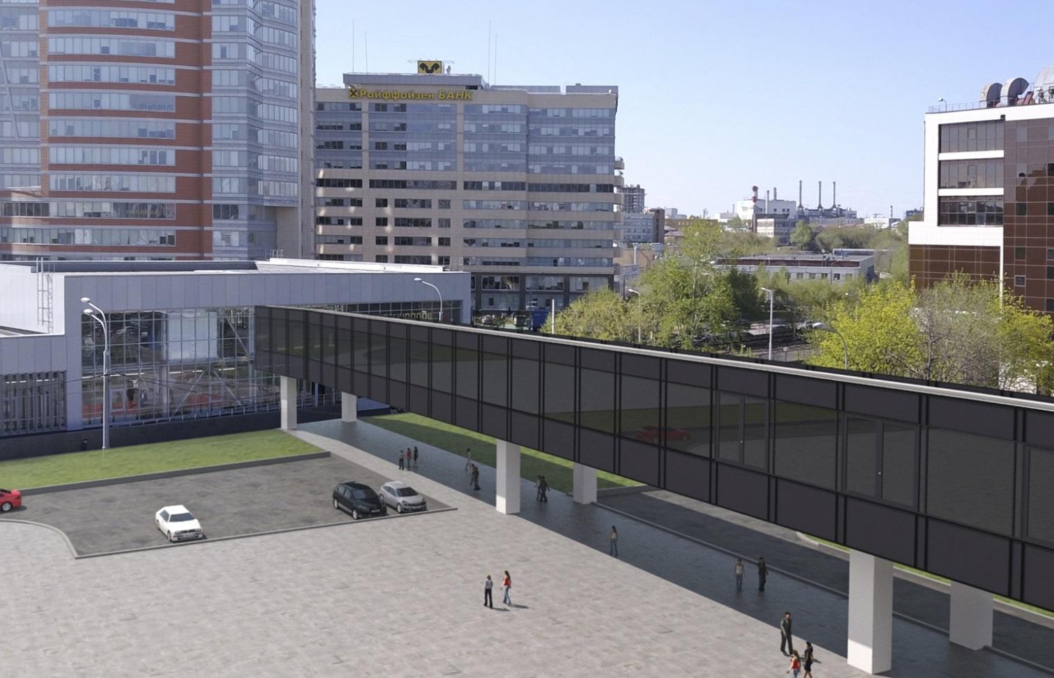 Многофункциональный комплекс с апарт-отелем построят в Даниловском районе