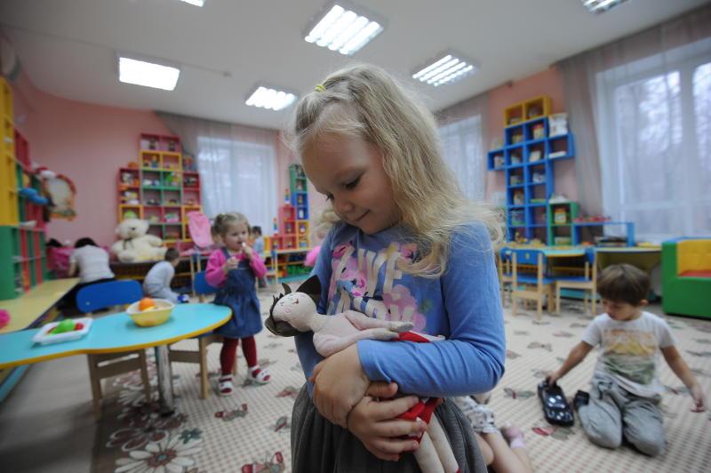 Открытие нового детского сада запланировано на сентябрь 2018 года. Фото: Пелагия Замятина