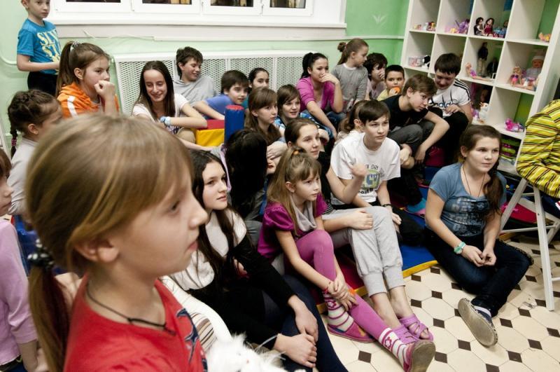 В больницах Москвы отметят день защиты детей. Фото: архив, «Вечерняя Москва»