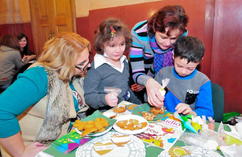 Расписывать пряники научат в Культурном центре «Братеево»