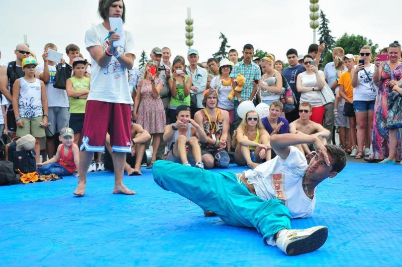 Хип-хоп и брейк-данс: фестиваль уличных культур пройдет в ЮАО
