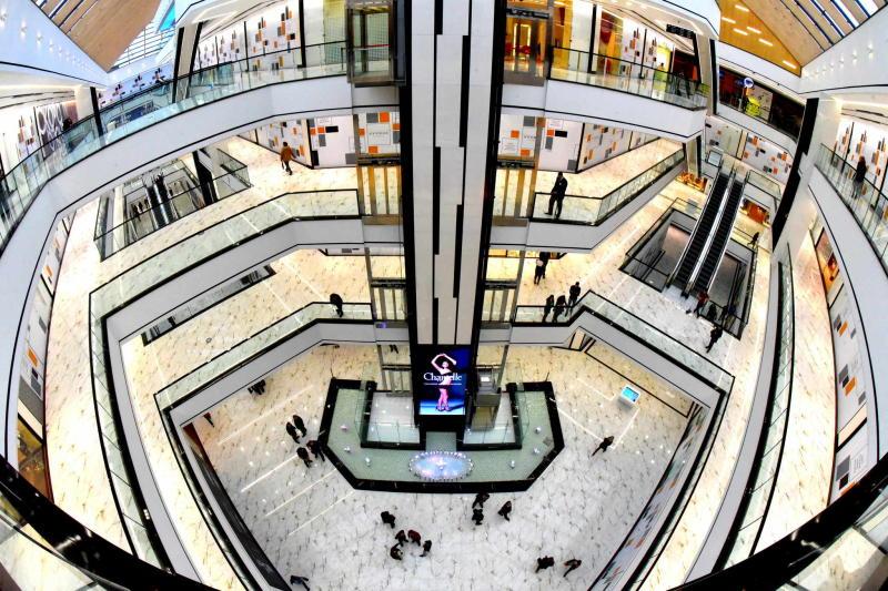 Торгово-офисный комплекс построят в промзоне «Верхние Котлы» на юге Москвы. Фото: архив, «Вечерняя Москва»