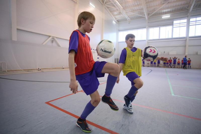 Приуроченный к ЧМ — 2018 футбольный матч проведут в школе №982