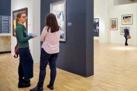 Выставку о футболе откроют в галерее-мастерской «Варшавка». Фото: официальный сайт мэра и Правительства Москвы