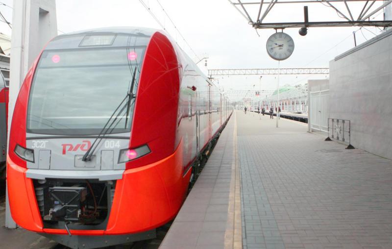 Железнодорождую станцию Царицыно реконструируют