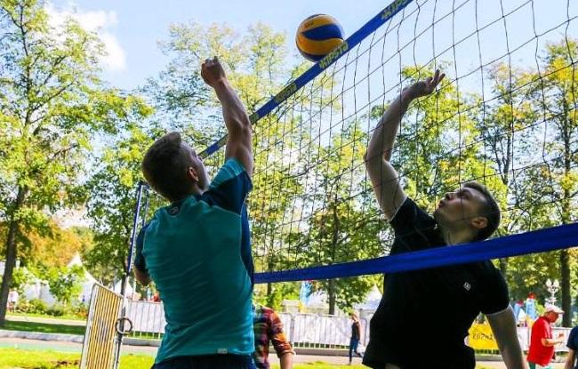 Молодежная палата Москворечья-Сабурова проведет соревнования по волейболу. Фото: сайт мэра и Правительства Москвы