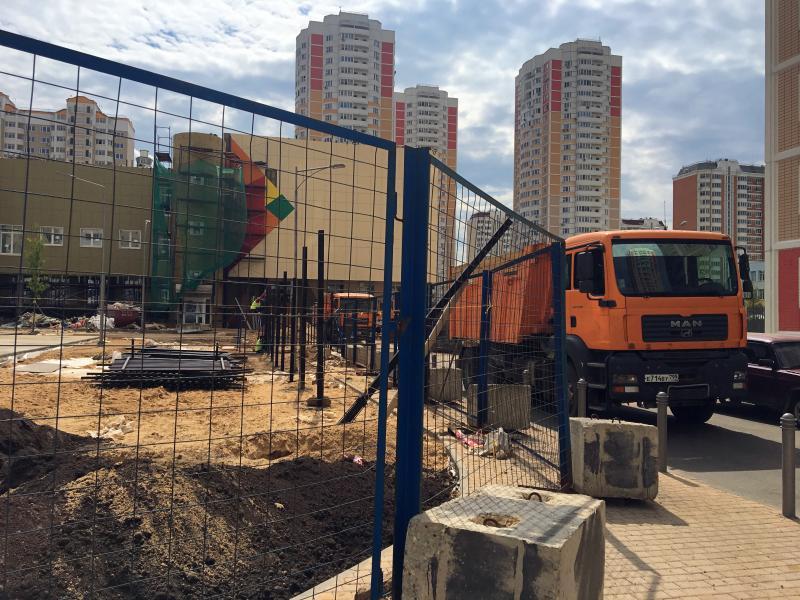 Общественно-деловой комплекс появится в Даниловском районе
