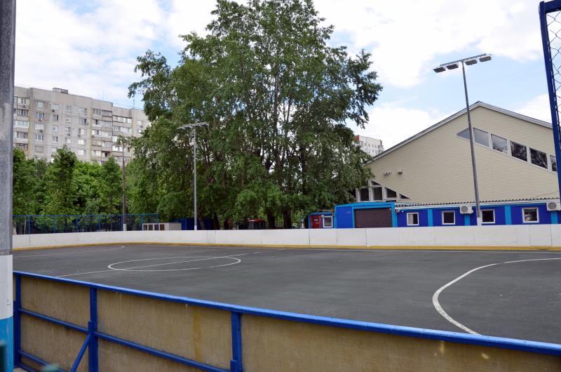 Большинство горожан поддерживает строительство площадки для второго катка в Зябликове